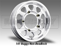 Method 101 Buggy Non-Beadlock Wheels