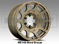 Method 308 Roost Bronze Truck Wheel