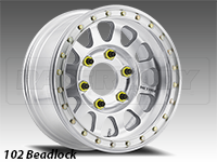 Method 102 Beadlock Truck Wheel