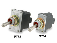 Military Style Sealed Switches