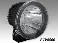 "Vision-X Polycarbonate 8.7"" Light Covers"