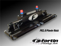 "Fortin Racing 2.0"" Power Rack"