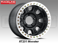 Raceline RT231 Beadlock Wheels