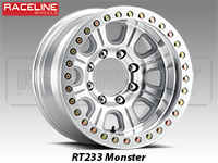 Raceline RT233 Beadlock Wheels