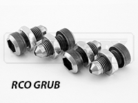 RACECO Trailing Arm Grub Screws
