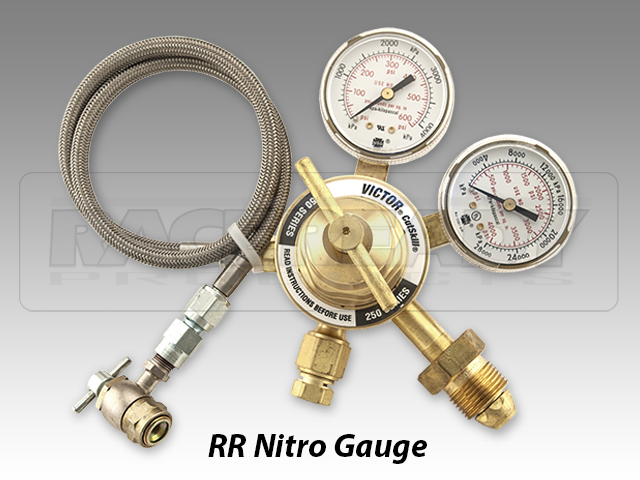 Race Ready Products > Nitrogen Regulator Kit