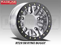 Raceline RT291M Ryno Buggy Beadlock Wheels