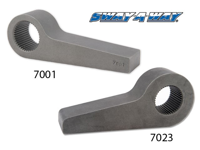 Race Ready Products > Sway A Way Rear Torsion Adjusters