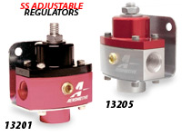 Aeromotive Carbureted Regulators