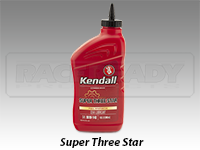 Kendall Super Three Star