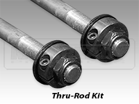 Thru Rod Kit for Coil-Over Front Beam