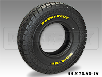 Tri-Ace Dakar Rally Race Tire
