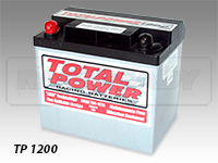 Total Power Racing Batteries