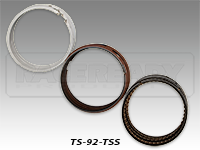 Total Seal Gapless Piston Rings