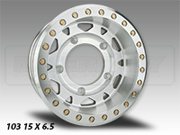 Ultra Wheel 103 Xtreme VW Beadlock Wheels